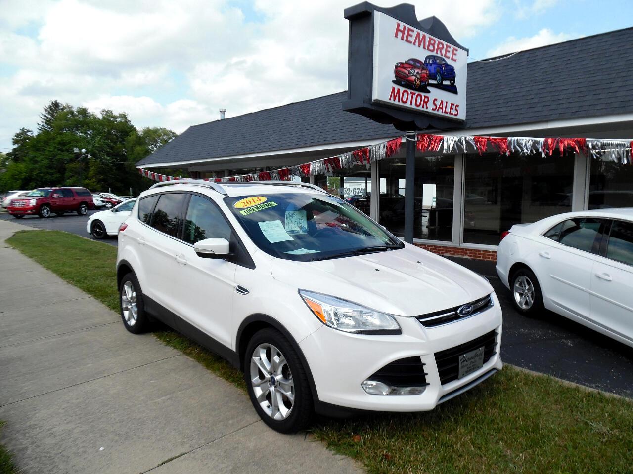 Ford Escape Titanium FWD 2014