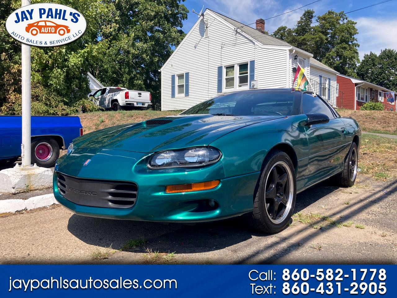 Chevrolet Camaro Z28 Coupe 1998