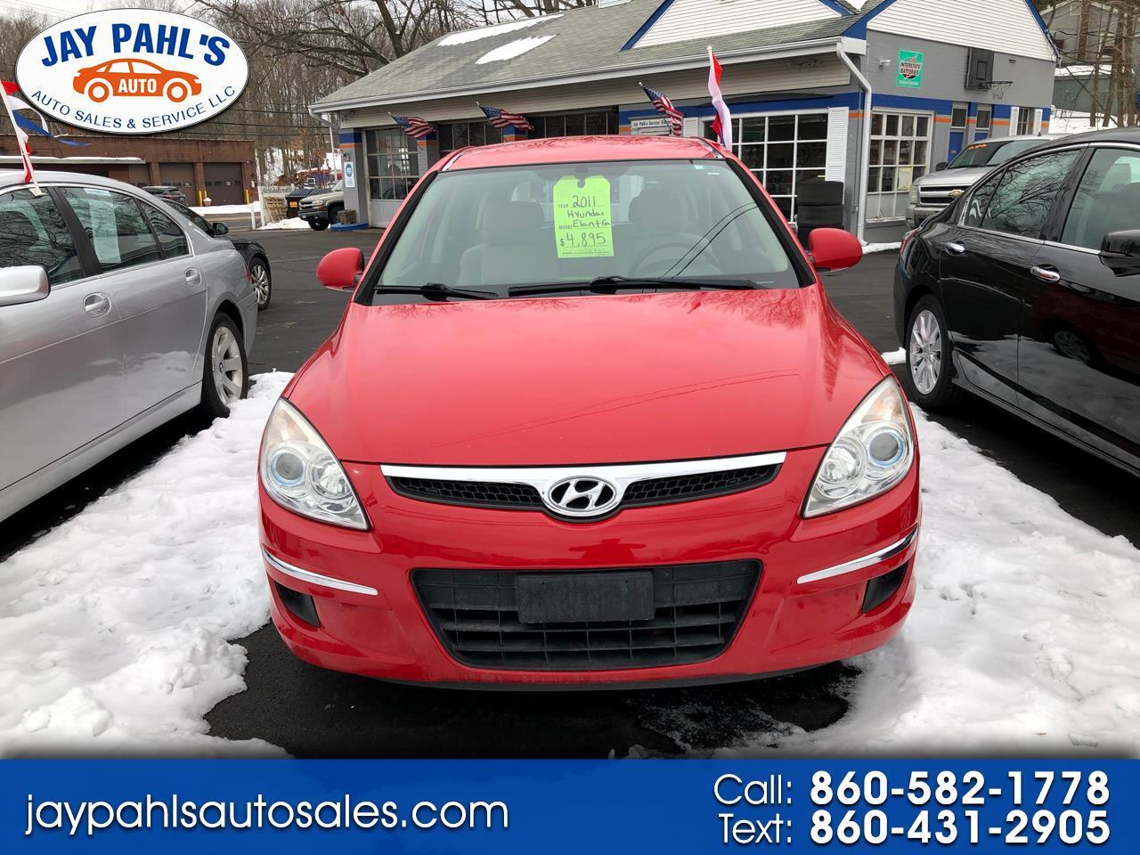 Hyundai Elantra Touring 4dr Wgn Man GLS 2011