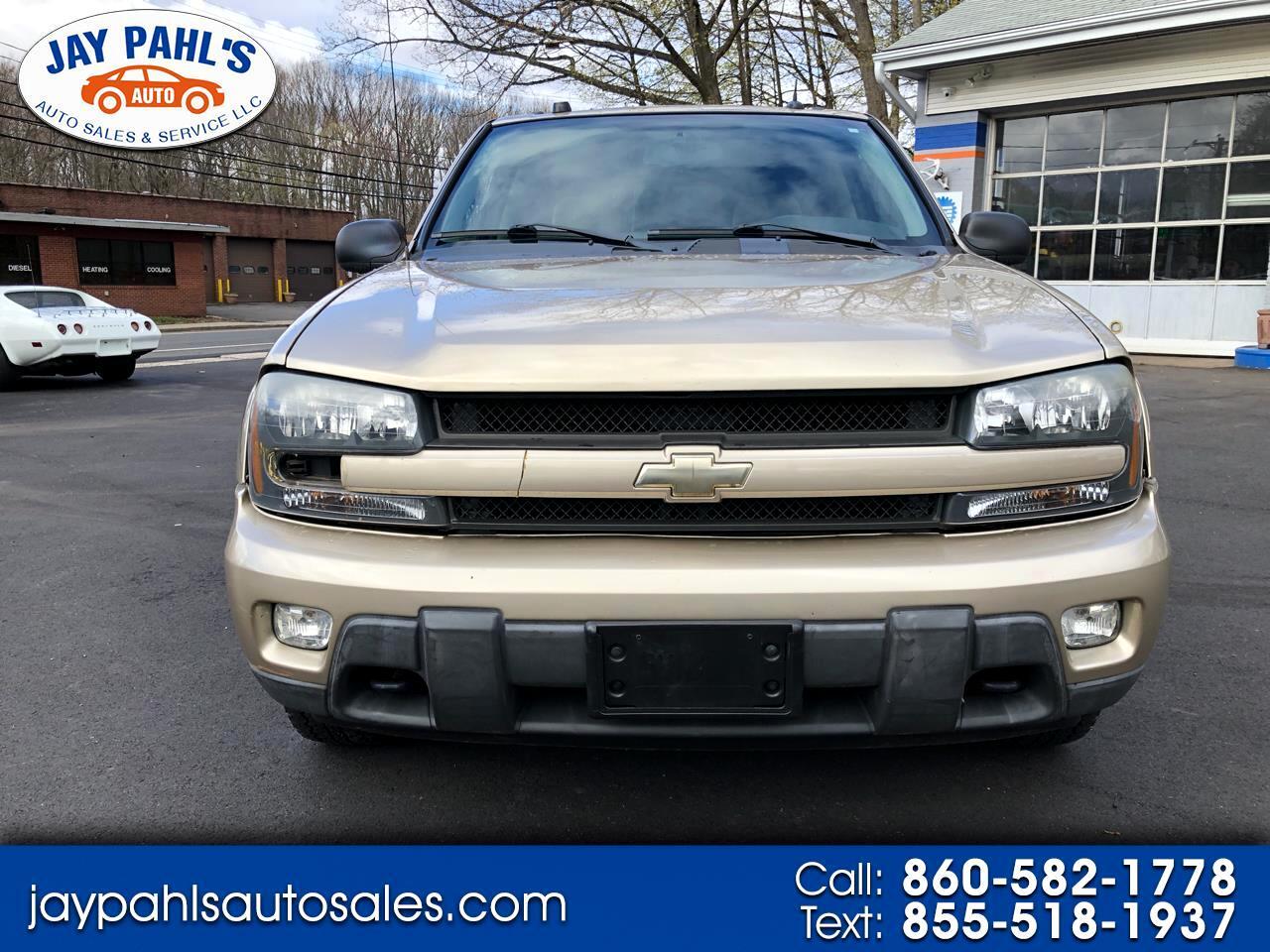 Chevrolet TrailBlazer 4dr 4WD LT 2005