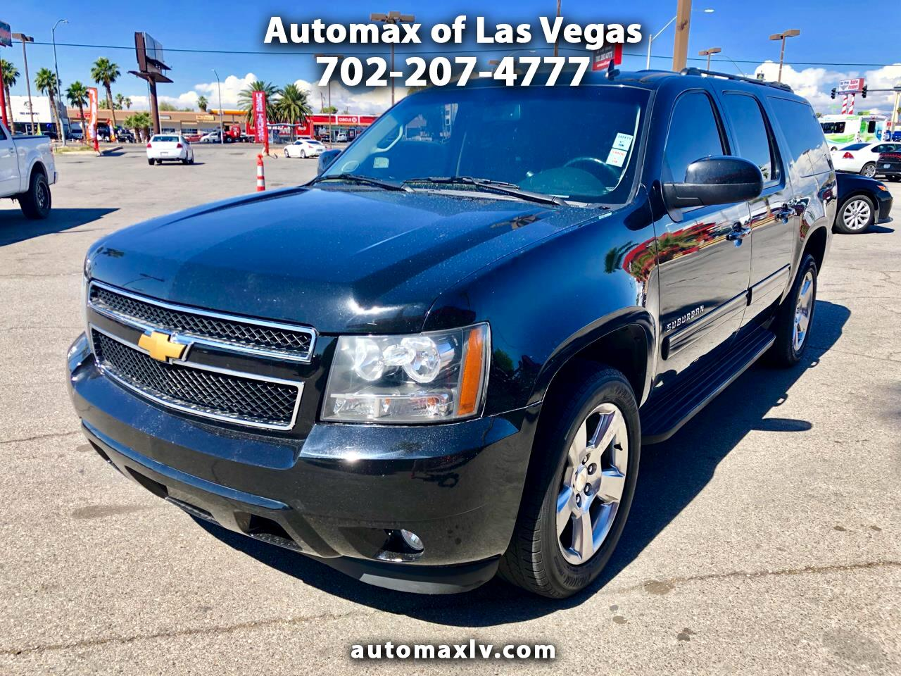 2012 Chevrolet Suburban 2WD 4dr 1500 LT