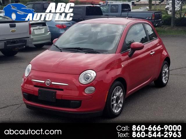 Fiat 500 Pop Hatchback 2013