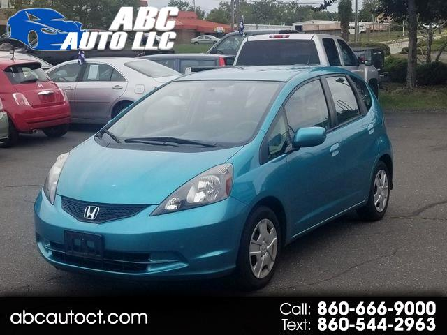 Honda Fit 5-Speed MT 2013