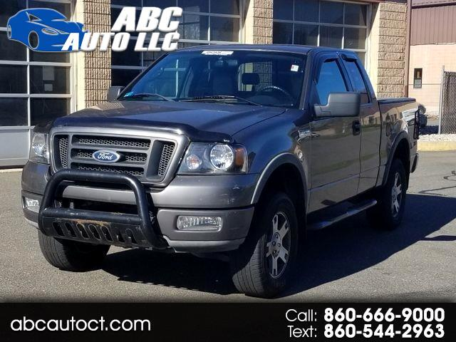 Ford F-150 SuperCrew FX4 SuperCab 4WD 2004