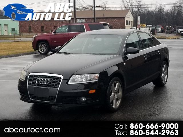 Audi A6 4.2 with Tiptronic 2008