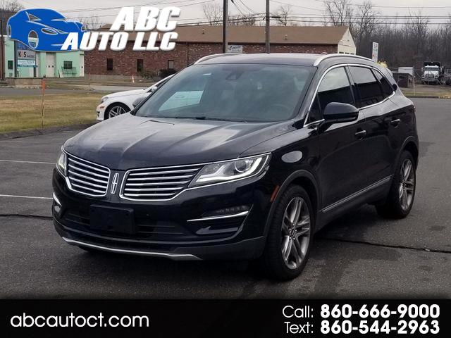 Lincoln MKC AWD 2015