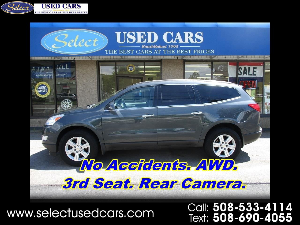 2011 Chevrolet Traverse 1LT AWD