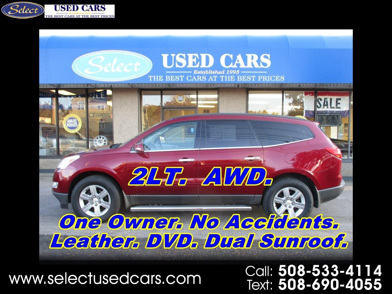 2010 Chevrolet Traverse 2LT AWD