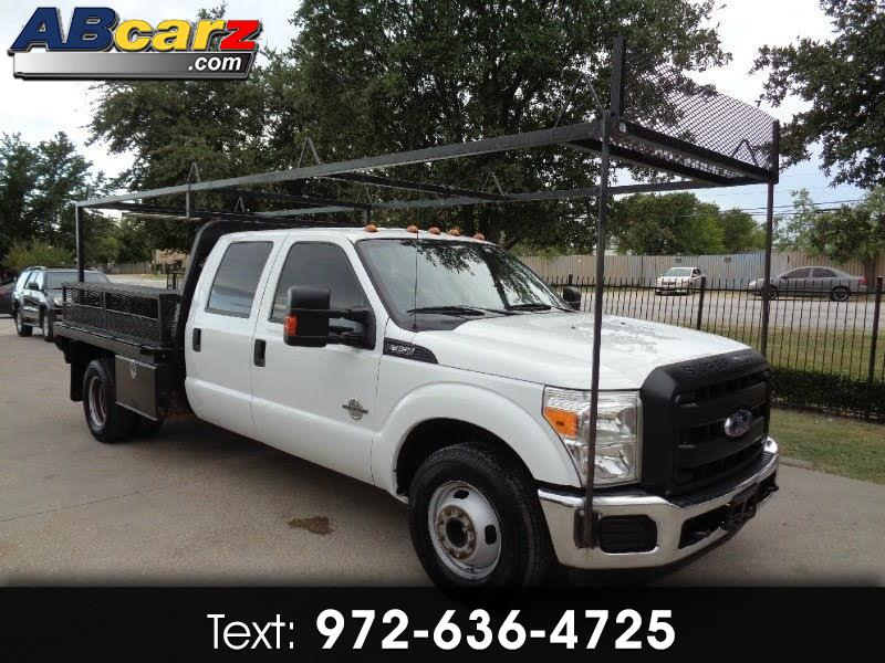 2013 Ford F-350 SD King Ranch Crew Cab Long Bed DRW 2WD