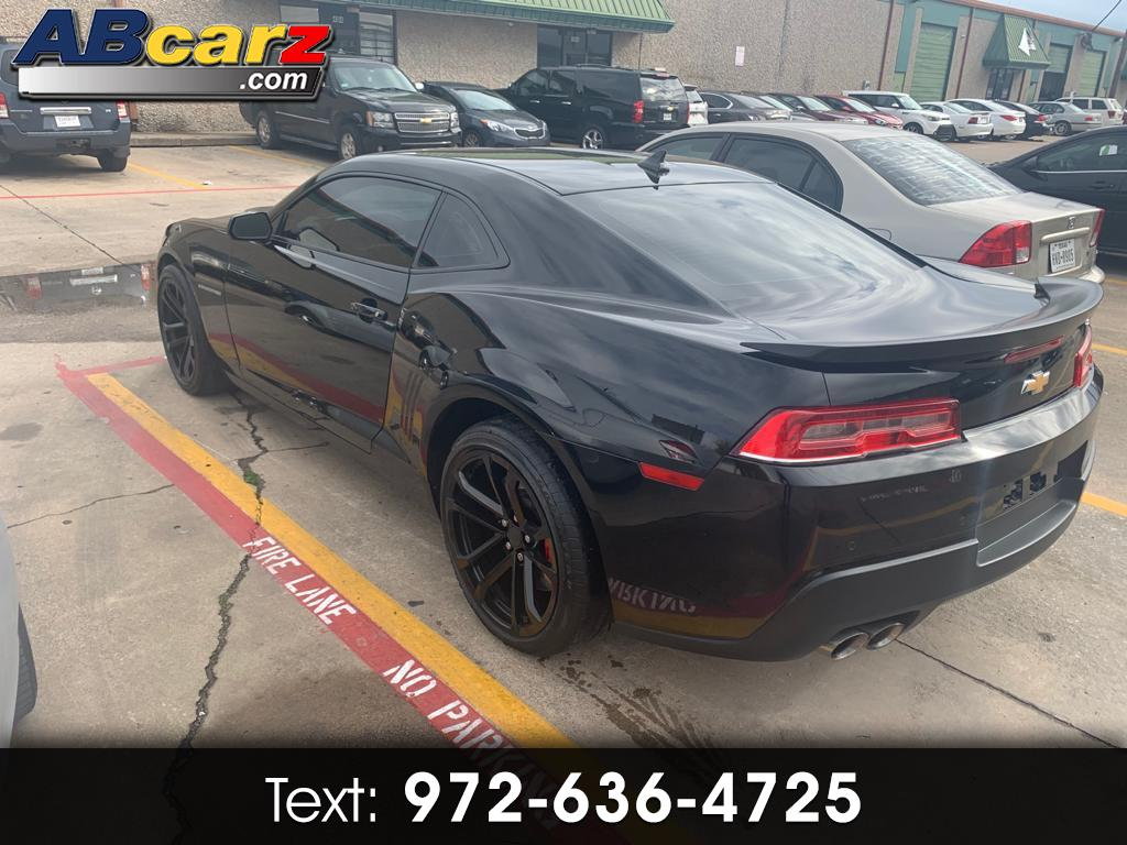 Chevrolet Camaro 2dr Cpe SS w/2SS 2015