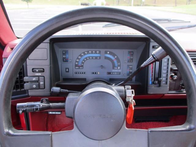 Chevrolet S10 Regular Cab 2WD 1987