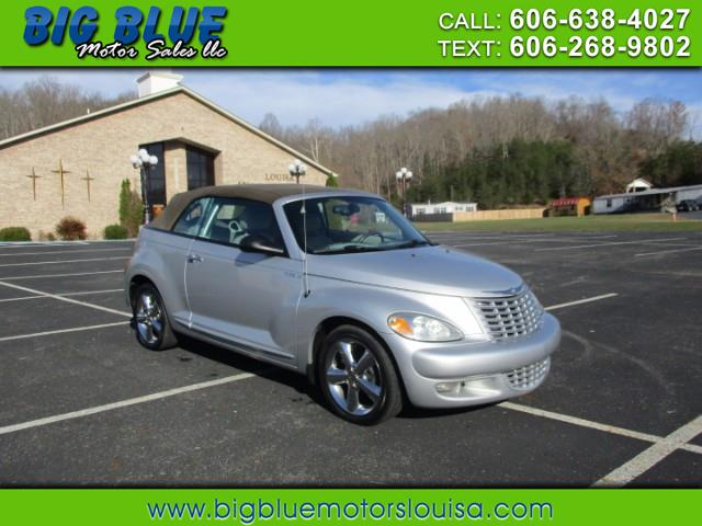 2005 Chrysler PT Cruiser GT Convertible