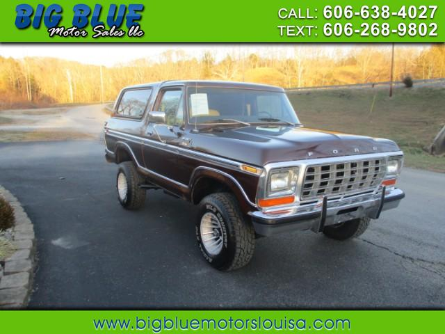 1979 Ford Bronco XLT