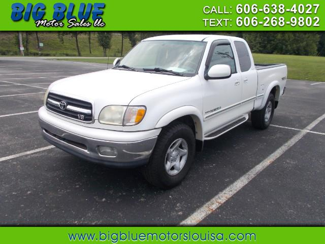2002 Toyota Tundra Limited Access Cab 4WD