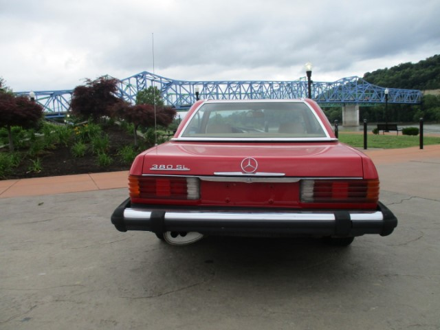 1981 Mercedes-Benz 380 SL