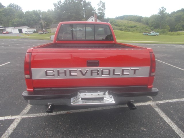1992 Chevrolet C/K 1500 Reg. Cab 6.5-ft. Bed 4WD