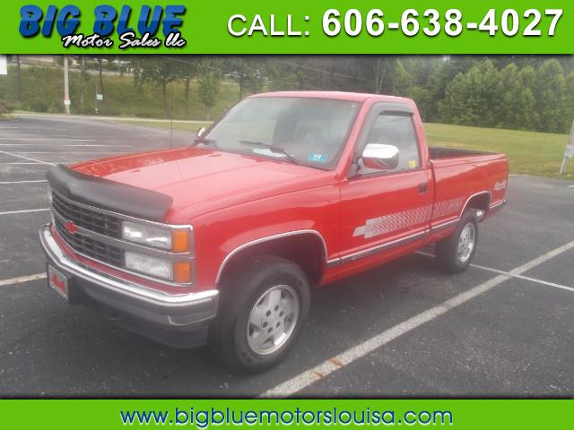 Chevrolet C/K 1500 Reg. Cab 6.5-ft. Bed 4WD 1992