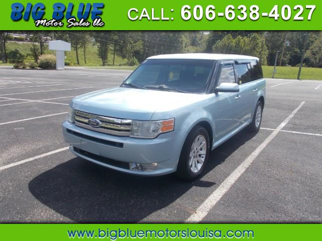 Ford Flex SEL AWD 2009