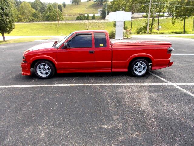 2002 Chevrolet S10 Pickup EXTREME EXT, SHORT CAB SHORT BED