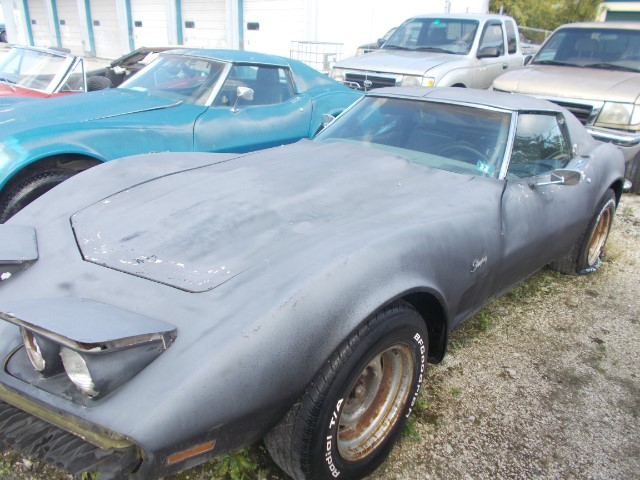 1973 Chevrolet Corvette Sting Ray