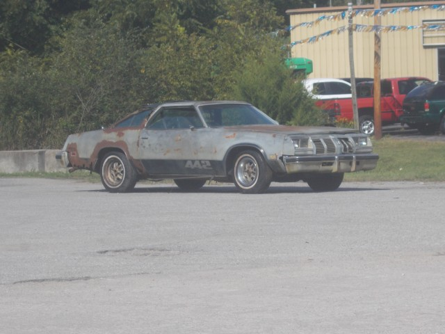 1977 Oldsmobile 442 T-top