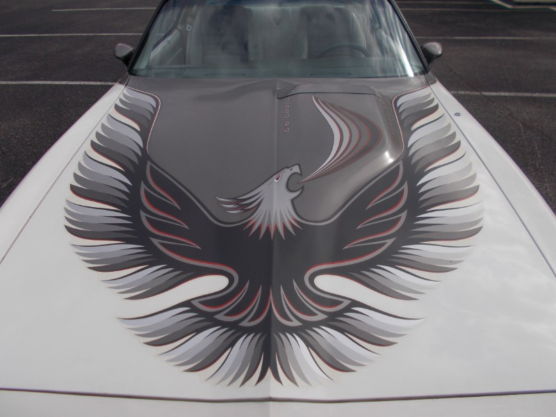 1980 Pontiac Trans Am T-TOPS