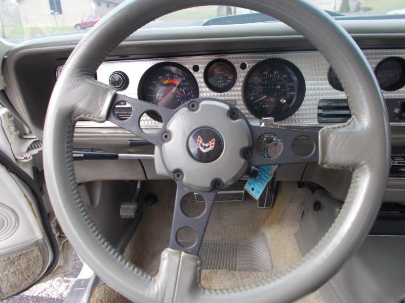 1980 Pontiac Trans Am T-TOPS