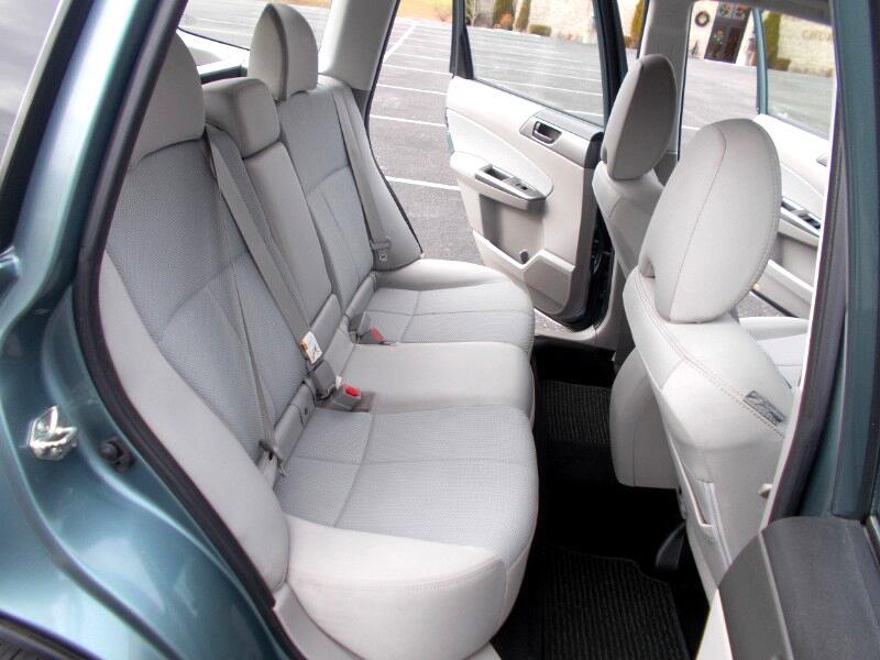 2011 Subaru Forester 2.5X Touring