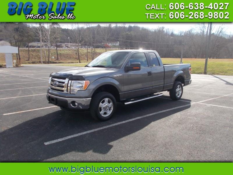 2011 Ford F-150 XLT SuperCab 6.5-ft. Bed 4WD