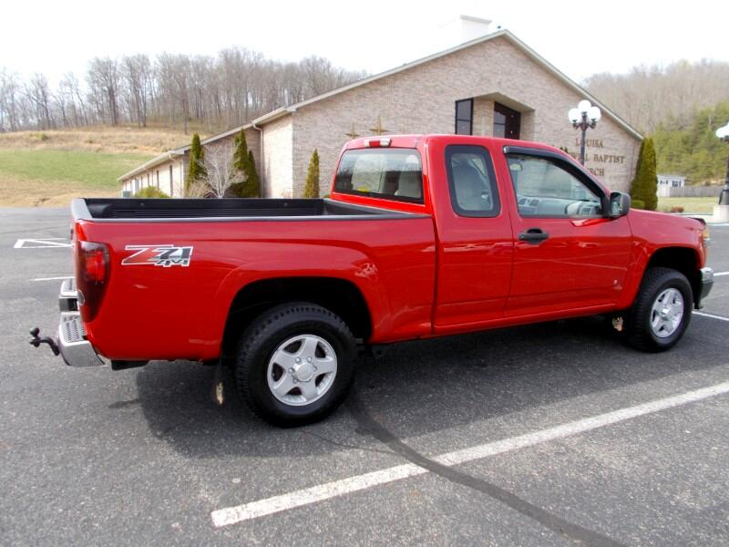 2008 GMC Canyon SL Ext. Cab 4WD