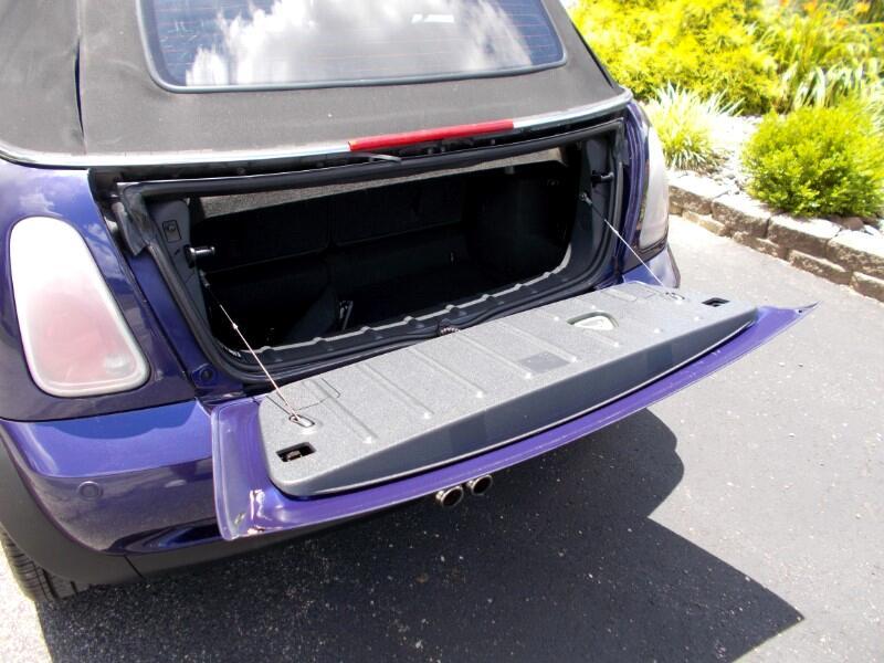 2005 MINI Cooper S Convertible