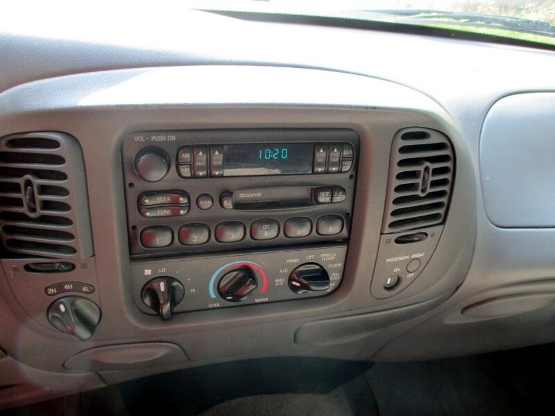 1998 Ford F-150 Reg Cab 120