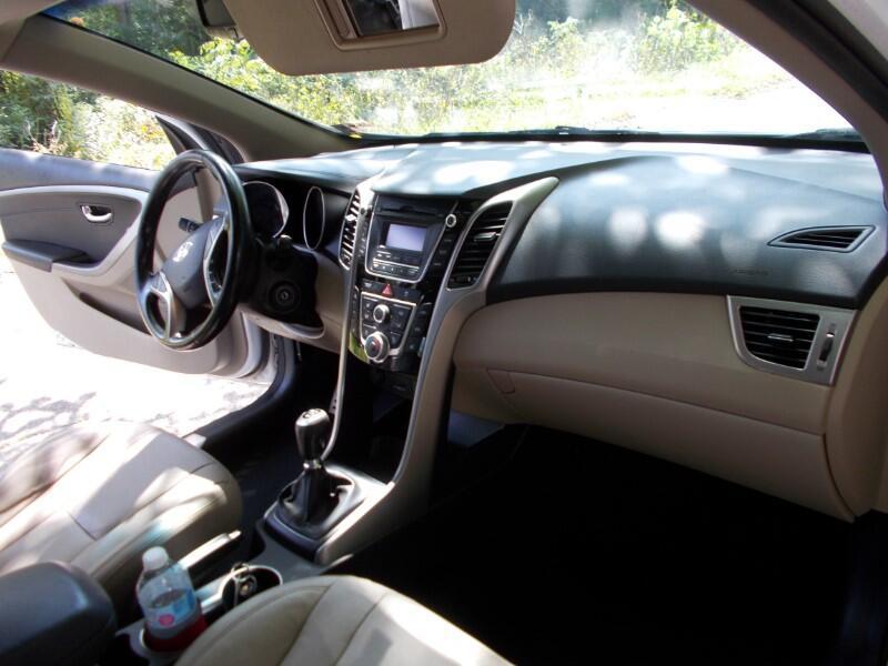 2013 Hyundai Elantra GT M/T