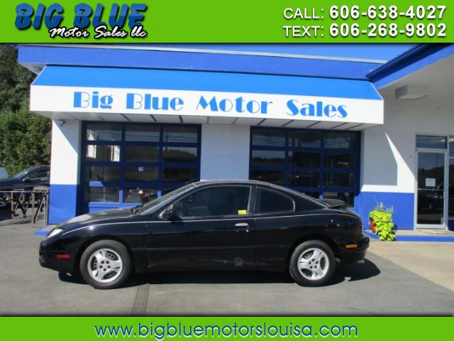 2003 Pontiac Sunfire Coupe