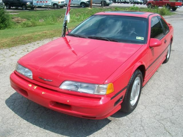Ford Thunderbird Super Coupe 1991