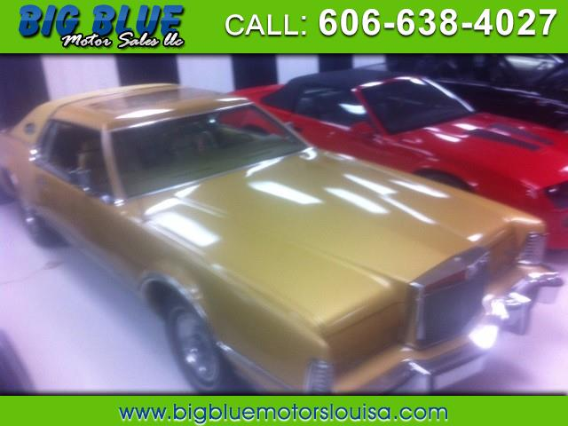1976 Lincoln Mark VI Signature