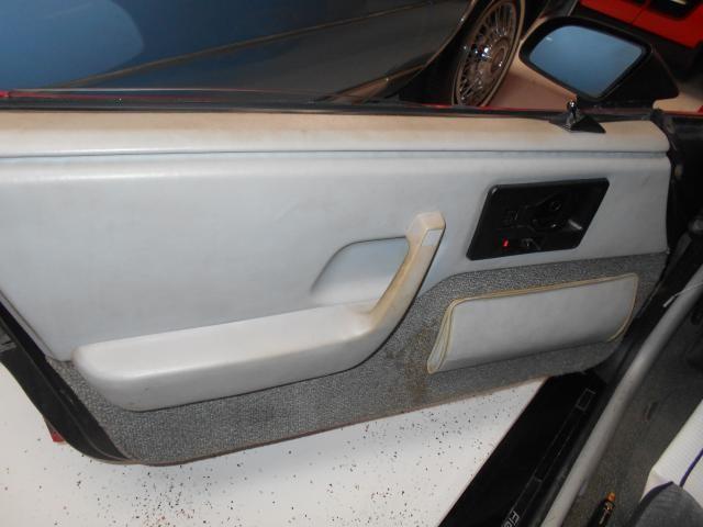 Pontiac Fiero GT 1985