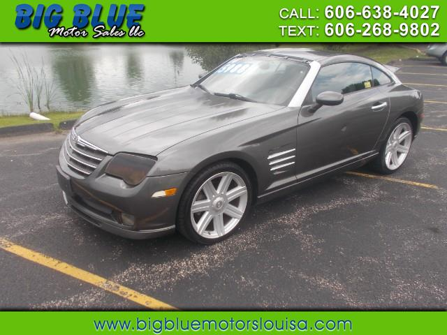 2004 Chrysler Crossfire Coupe Limited