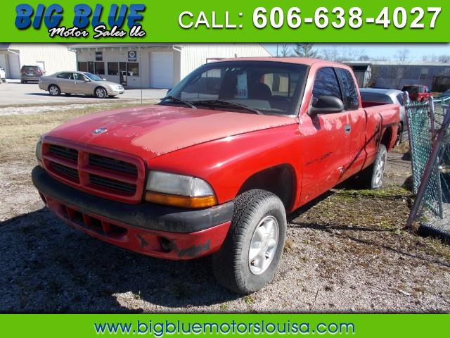 Dodge Dakota Club Cab 4WD 1998