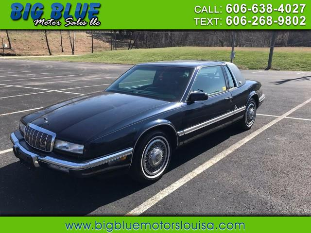 1992 Buick Riviera Coupe