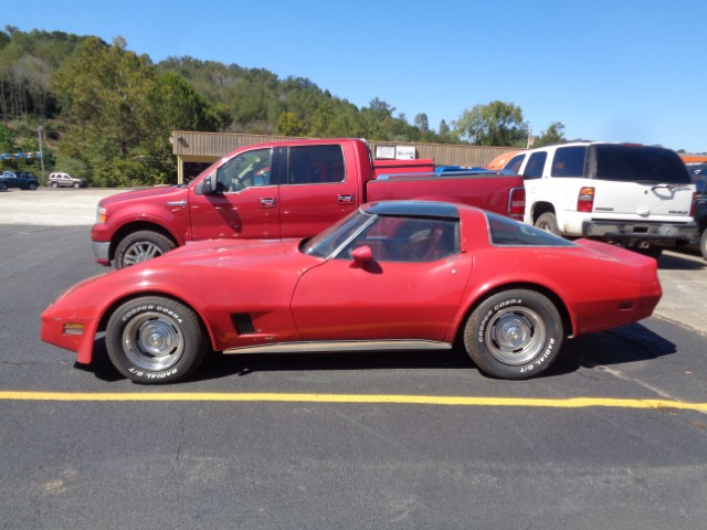 Chevrolet Corvette Coupe 1982