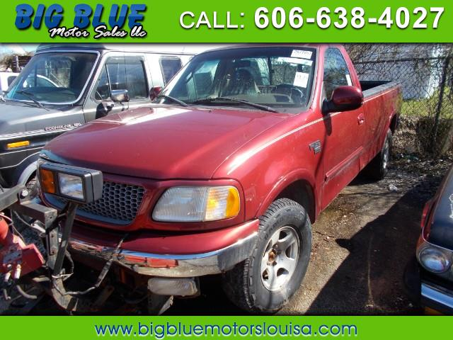 Ford F-150 XLT 4WD 1999