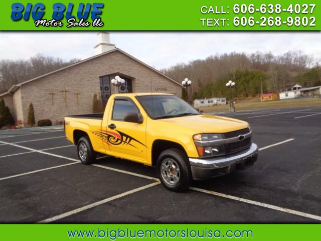 2007 Chevrolet Colorado Z71 2WD