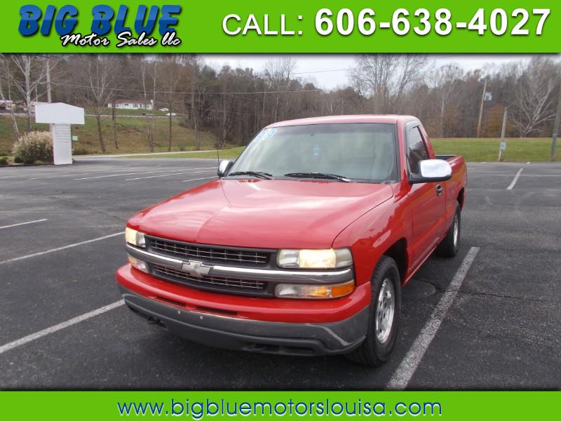 Chevrolet Silverado 1500 Regular Cab Short Bed 2WD 1999