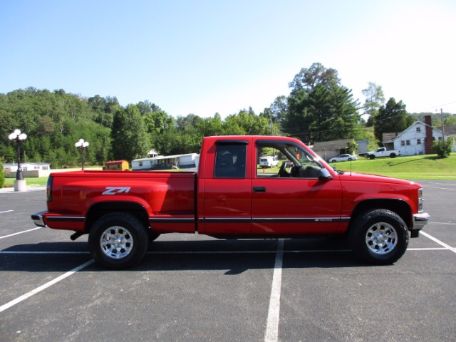 Chevrolet C/K 1500 Ext. Cab 6.5-ft. Bed 4WD 1998