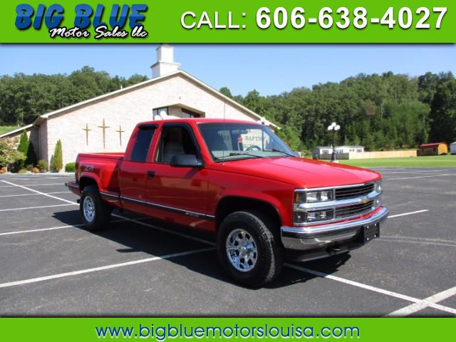1998 Chevrolet C/K 1500 Ext. Cab 6.5-ft. Bed 4WD