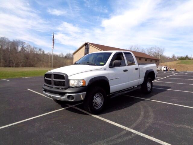 2005 Dodge Ram 2500 Power Wagon Quad Cab 4WD