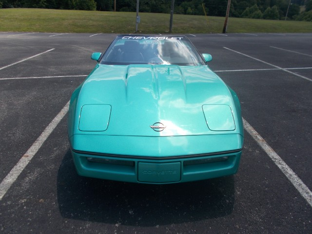 Chevrolet Corvette Convertible 1990