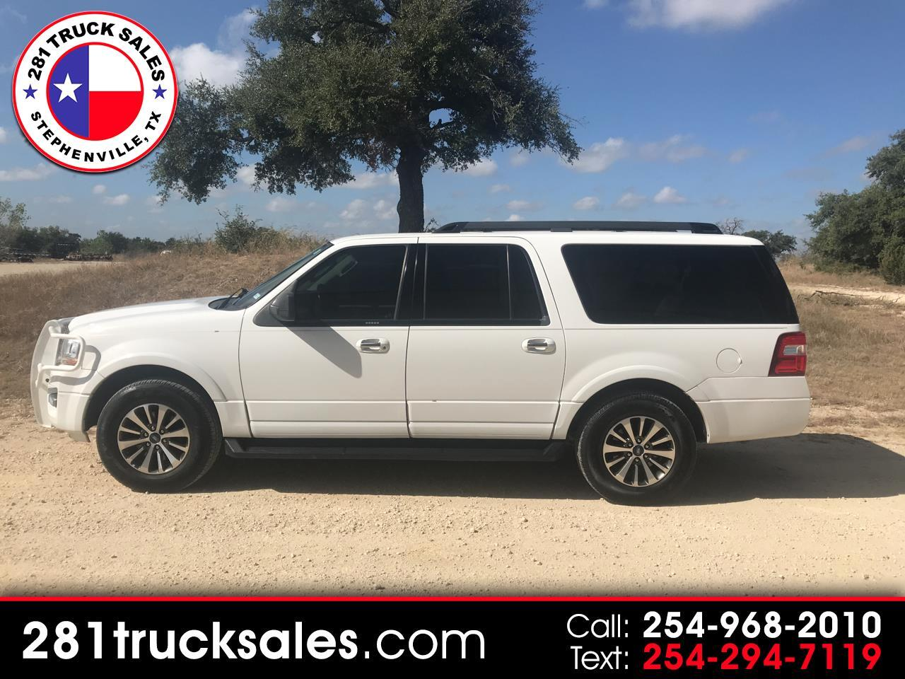 "2015 Ford Expedition 119"" WB Eddie Bauer 4WD"