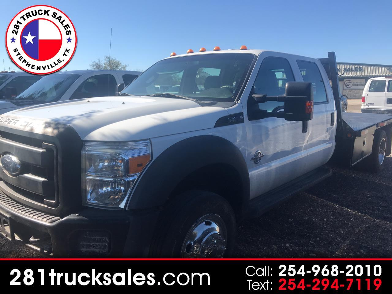 Ford F-450 SD Crew Cab DRW 4WD 2015